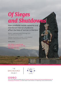 Of Sieges and Shutdowns (2018), research report by The Bachchao Project [PDF]